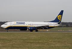 EI-DAM - 33719 - Ryanair - Boeing 737-8AS - Luton - 080225 - Steven Gray - IMG_9021