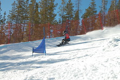 Castle Mountain SBX (Taylor and Kevin) Tags: asa castlemountain snowboardcross sbx