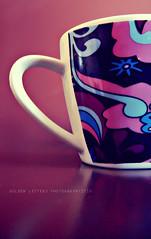 (BSHAYER ALHASSOON) Tags: pink cup coffee purple tea