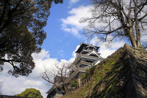 Kumamoto Castle HDR #3