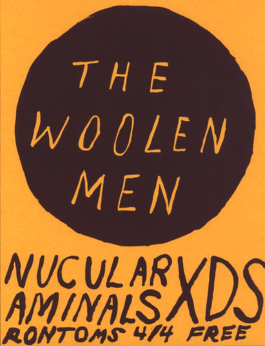 The Woolen Men, Nucular Aminals, XDS