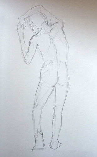 lifedrawing 2010/3/21 b