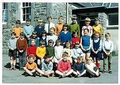Howgate Primary School, mid-70s