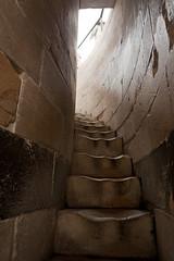 inside the Leaning Tower of Pisa (Yaisog Bonegnasher) Tags: italien italy stairs steps pisa tuscany leaningtower stufen toskana treppen schieferturm