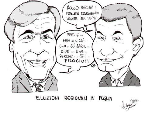 Nichi e Rocco per Lucifero