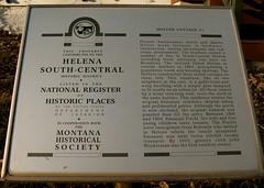 Holter Cottage # 1,Helena,Montana (montanatom1950) Tags: houses history montana historic helena oldhouses historichouses helenamontana nationalregisterofhistoricplaces