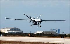 UAS test flight