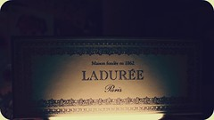 Laduree, Paris (Secret Agent Boo) Tags: paris cute yum sweet macaroon marieantoinette laduree noms greenbox ladureeparis piereherme sweetsandtreats lolitapicnik