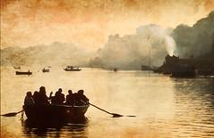 An Indian Dawn .. Varanasi