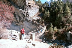 To Namche