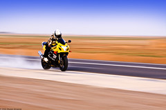 Fast like the wind (Panning) # Explore (|| Moaiad Almazroa . . .) Tags: bike canon photography photo wind like fast motorcycle panning 2010  50d        moaiad almazroa