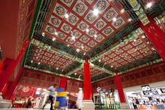 Roof China Court Ibn Battuta Mall (mchangsp) Tags: china roof court mall uae ibn battuta