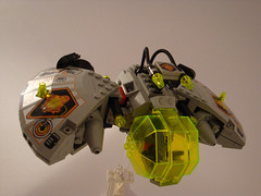 UFO VOAT - Title (.Jake) Tags: lego ufo theme variations voat foitsop trneongreen