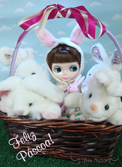 Feliz Páscoa! Happy Easter!