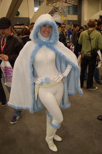 Wonder Con 2010: Snow Bunny Padme