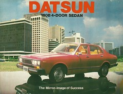 1980 Datsun 180B