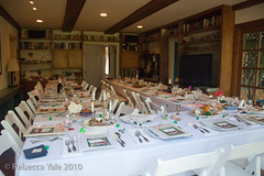 RYALE_Passover201010 (Yale_Rebecca) Tags: party holiday dinner losangeles celebration jew jewish service tradition passover pesah sedar rebeccayale sedartable