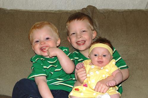 The kids