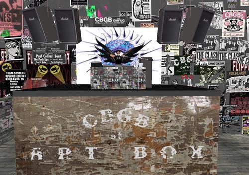 New York Club CBGB's