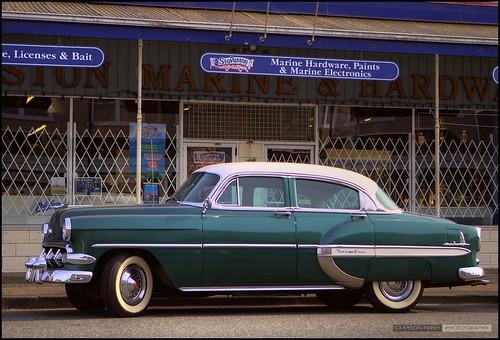 1954 Chevy Bel Air Sedan