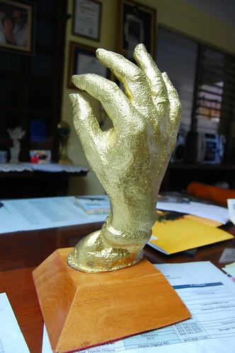 Trofeo Premio Nacional de Periodismo