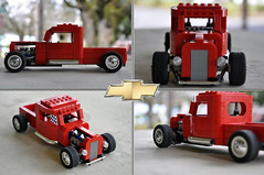 Lego Custom '36 Chevy Truck