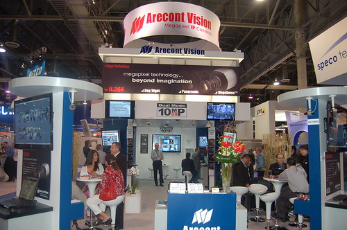 Arecont Vision at ISC West 2010