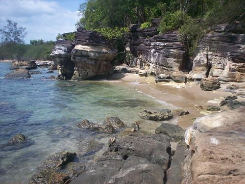 Secret Beach, Cambodia