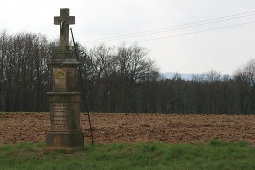 Wegkreuz in Asbach