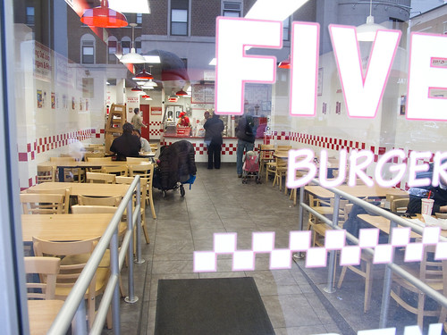 Five Guys, Brooklyn, NY