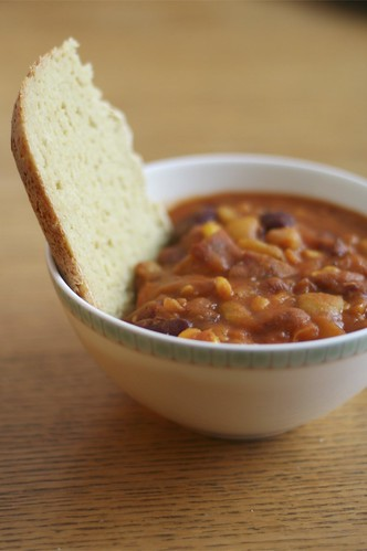 Stew with Bread