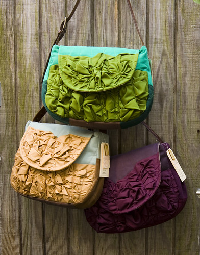 new tough ruffles bags
