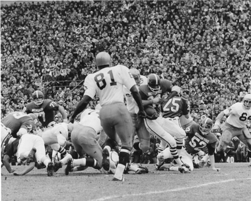 MSU vs. Notre Dame football game, 1966
