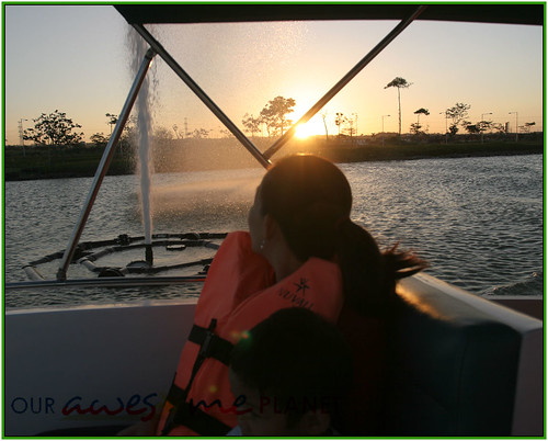 Fish Feeding and Boating in Nuvali-33