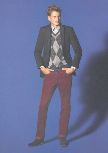Tom Wade5003_UNIQLO FW09 Catalog