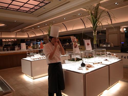 2010/04/17 pâtisserie Sadaharu AOKI paris