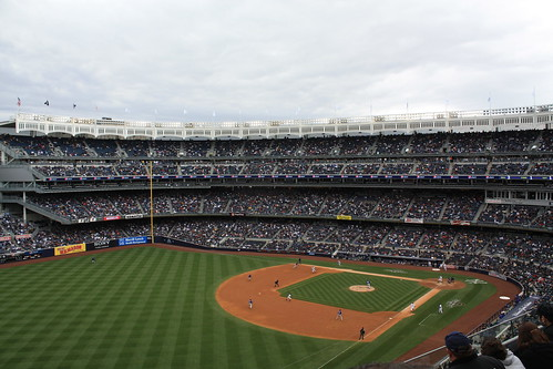 Yankee Game (by caitysparkles)