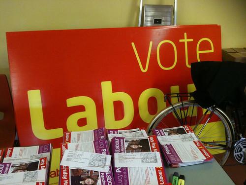 Labour HQ