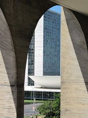 Brasilia - Palacio Itamaraty (bilderflut photography) Tags: brazil brasil brasilien unesco brasilia distritofederal oscarniemeyer planaltocentral whbrasil palacioitamaraty