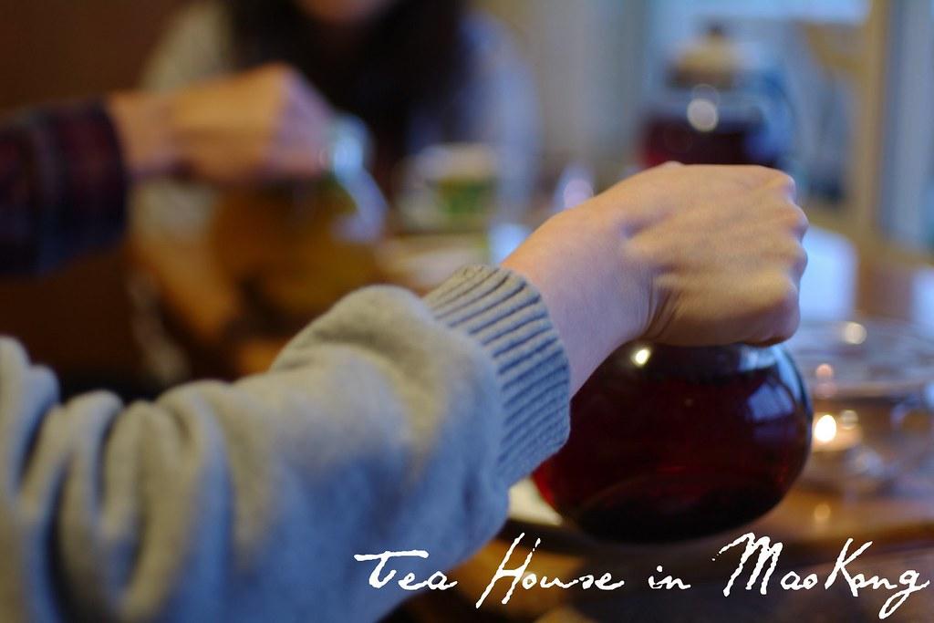 [FA43] Tea House in MaoKong 貓空茶館 (小小測試K7的ISO800在夜間的表現)