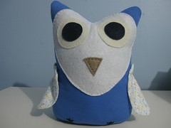 Would You Buy This Owl? (tardust96) Tags: hand oliver made owl the
