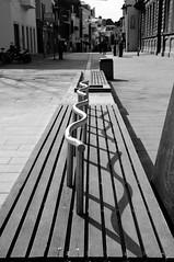 Shadow (bm^) Tags: shadow white black blackwhite nikon belgium belgique zwartwit belgië bank westvlaanderen schaduw zwart wit banc kortrijk voorstraat leuning d90 blackwhitephotos mywinners coutrai westernflanders nikond90bw mygearandme mygearandmepremium mygearandmesilver mygearandmegold