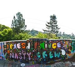 Fresh Prince (Yung GrassHopper) Tags: graffiti oakland bay prince fresh area