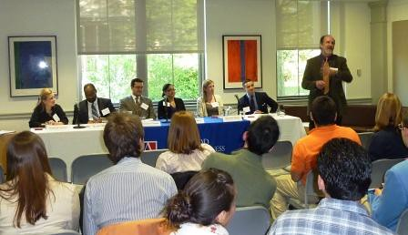 International Business Careers Panel