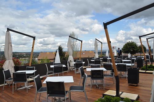 Terraza del Restaurante El Trasgu - Torredolones