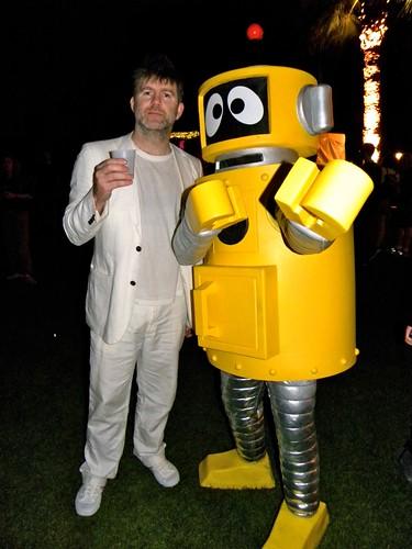 James Murphy meets Plex