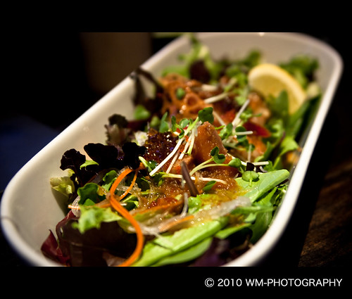 Sashimi Salad @ Kingyo Izakaya