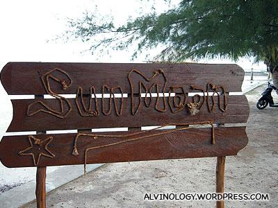 Sun Moon restaurant