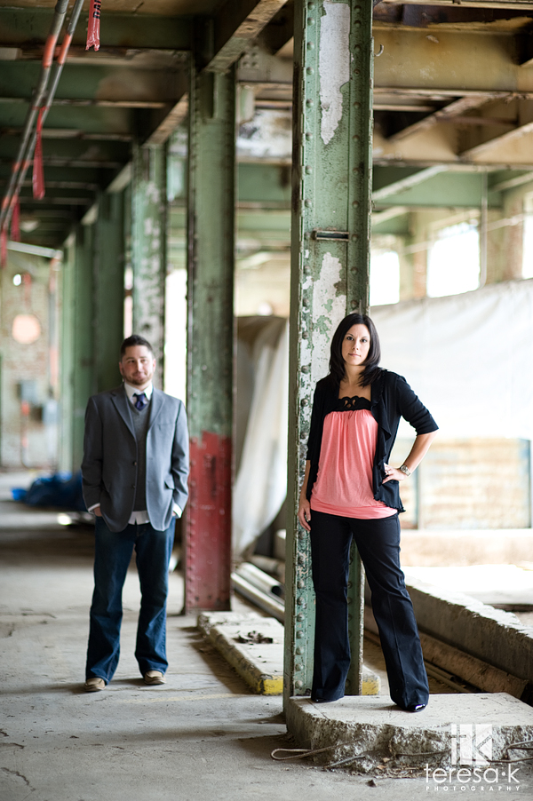 Old Sugar Mill Engagement Session in Clarksburg California by Teresa K photography, Folsom engagement photographer, Delta engagement sessions