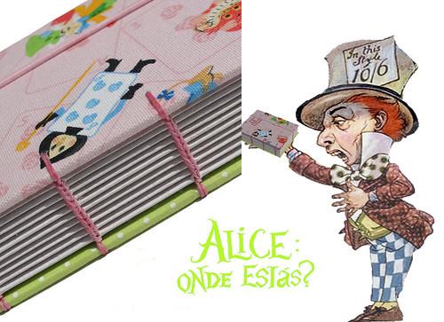Alice: onde estás?